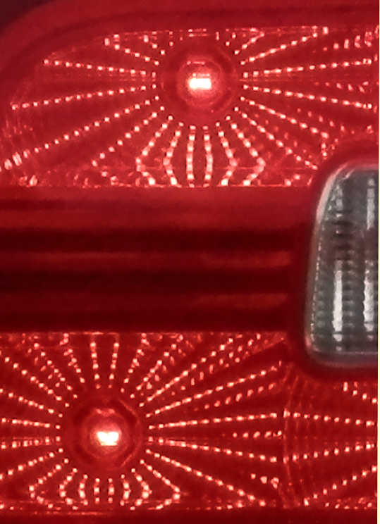 Tail-light Detail