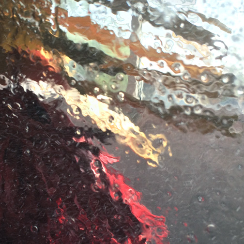 Car Wash Abstract no. 2