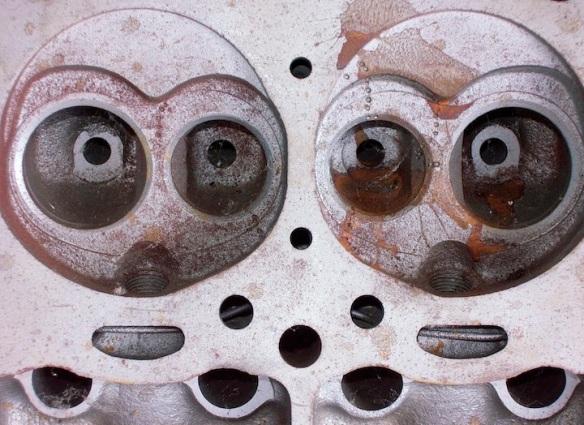 Cylinder Head Detail