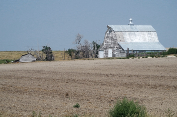 Barn, northwest Kansas