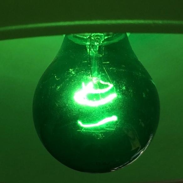 Green Bulb, Acapulco Café