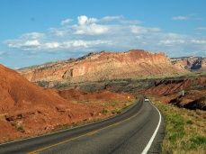 Leaving Capitol Reef via Utah 24
