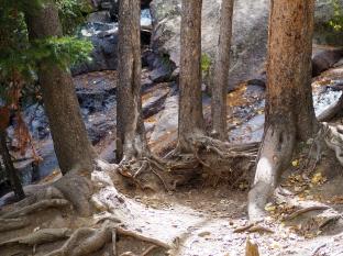 At Chasm Falls