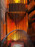 Organ and spiral slide