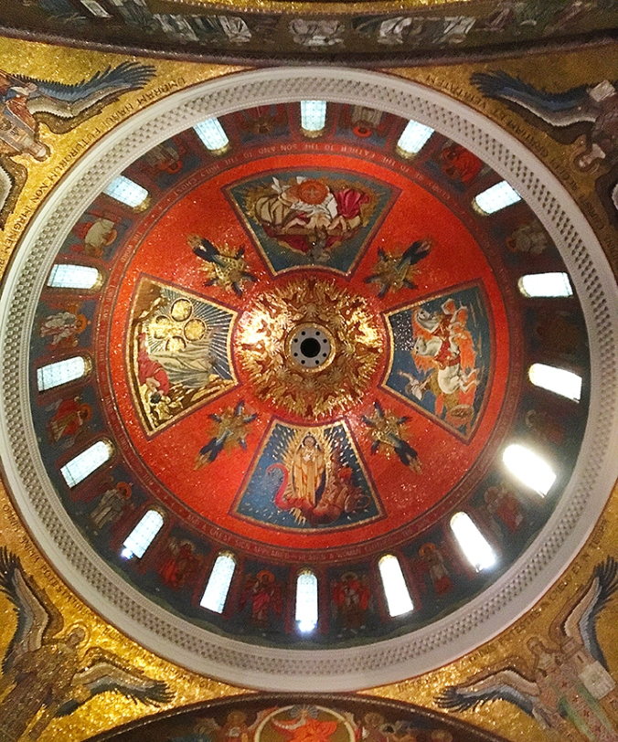 Central dome, Cathedral Basilica of Saint Louis