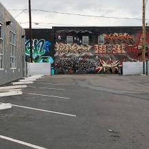 Parking lot, 2800 block of Larimer Street