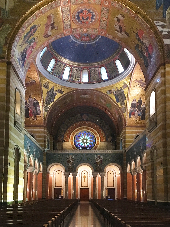 Narthex, Cathedral Basilica of Saint Louis
