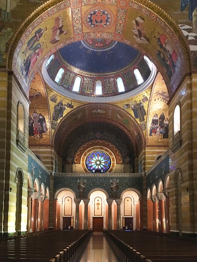 Narthex, Cathedral Basilica of Saint Louis